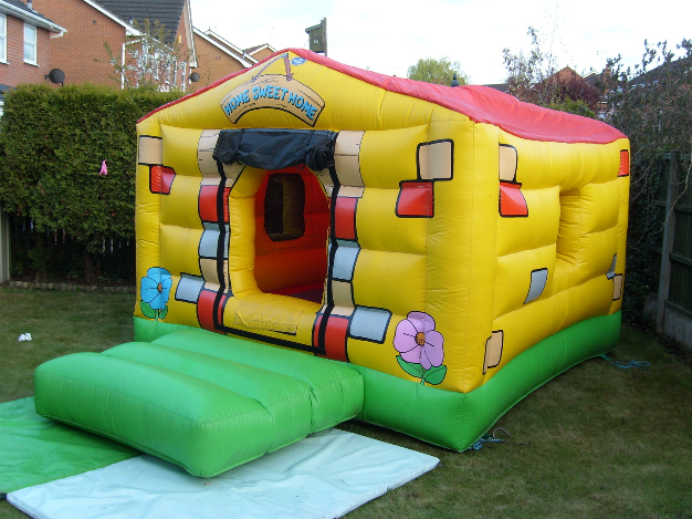 Bouncy Castles children s parties 12 by 10 feet